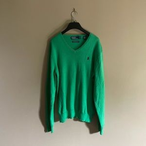 Polo by Ralph Lauren | V-Neck Sweater
